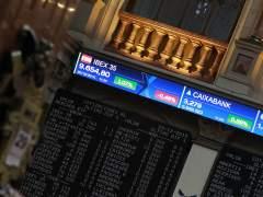 El Ibex 35 mantiene pérdidas del 1% a media sesión y pone en riesgo los 9.400 puntos