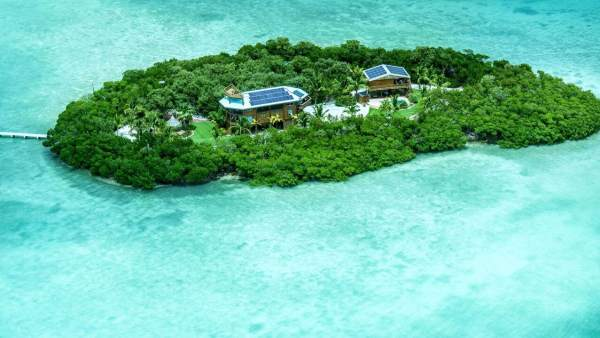 Melody Key, una isla de Florida