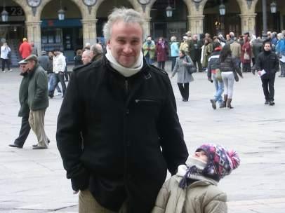 Fernando Blanco, padre de Nadia
