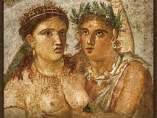 Una exposición aborda el sexo en la época romana