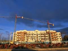 La construcción de pisos resurge en la región con casi un 39% más de licencias en un año