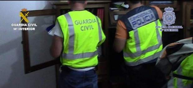 Guardia Civil y Policía Nacional