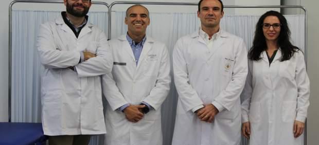 Investigadors de la CEU-UCH validen un mètode d'electroestimulació per a reduir el dolor en proves ginecològiques