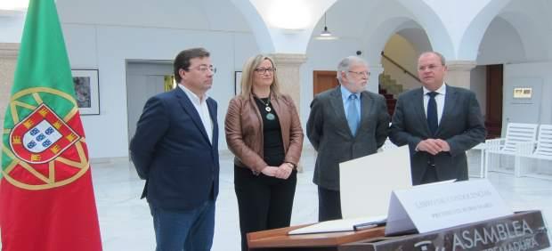 Fernández Vara, Martín, Ibarra y Monago