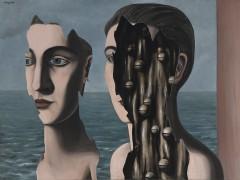 René Magritte, Le Double Secret, 1927