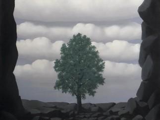 René Magritte, Le Souvenir déterminant, 1942