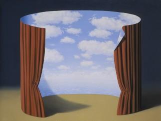 René Magritte, Les Mémoires d'un saint, 1960