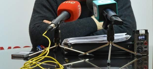 Enviamos Audio2 Rueda De Prensa De José Manuel Dapena Y Fotografías