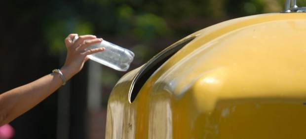 Reciclaje de envases ligeros.
