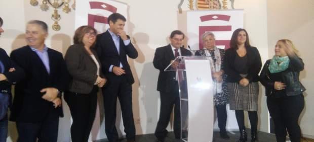 Desayuno informativa del presidente de Diputación y su equipo de gobierno