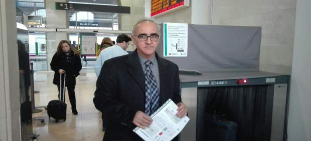El abogado de los padres de Nadia, Alberto Martín
