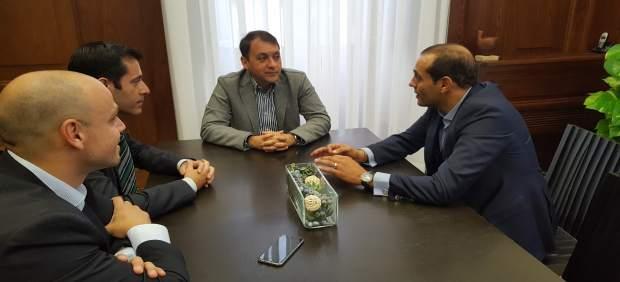Reunión con Juan Verde