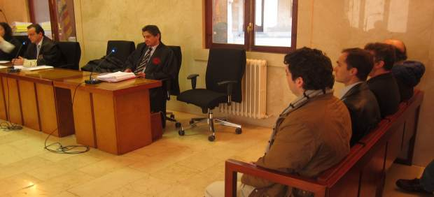 Acusados del caso Bitel