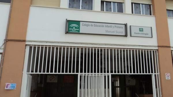 Colegio Manuel Siurot de La Palma