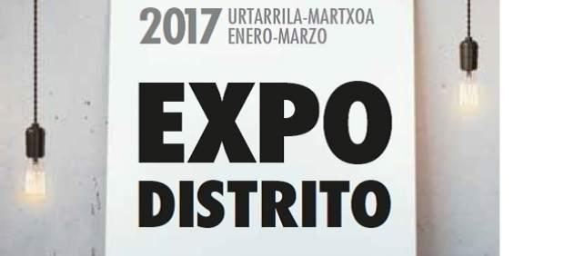 Cartel de Expodistrito
