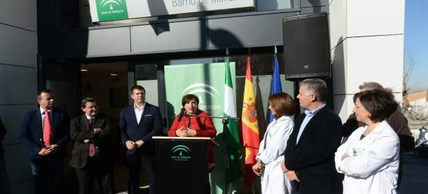El Barrio de Monachil estrena consultorio médico para atender a 6.000 habitantes