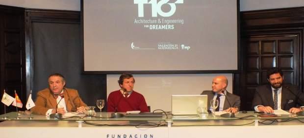 Conferencia Premios Arquitectura Coas