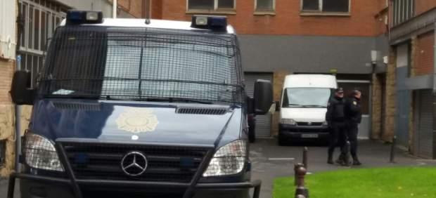 Operación de la Policía Nacional contra el tráfico de armas