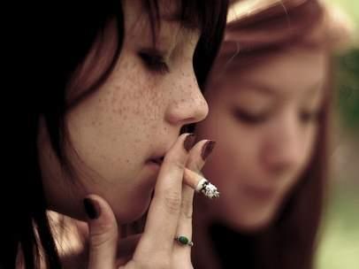 Fumar, fumadora, smoke, tabaco, fumando