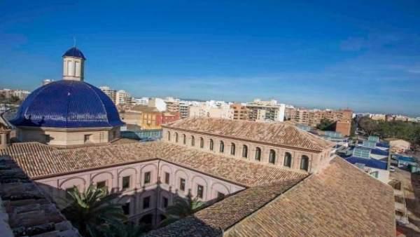 """Un pla museogràfic """"ambiciós"""" i l'entorn, pròxims """"reptes"""" del Museu Sant Pius V després d'acabar la seua ampliació"""