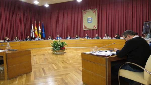 Pleno Ayuntamiento de Logroño