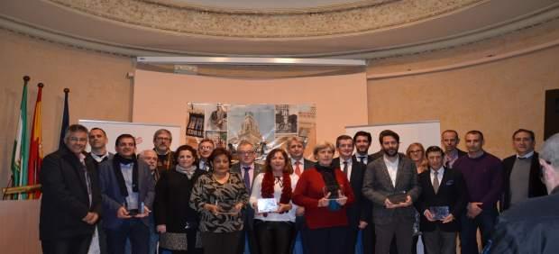 La Fundación Cepsa entrega sus premios al Valor Social en Huelva.