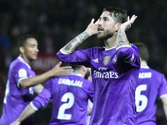 La Liga denuncia los insultos a Ramos y al Real Madrid en el Sánchez Pizjuán