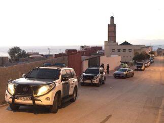 Detención de dos yihadistas en Ceuta