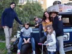 Los Zapp, una familia en ruta por el mundo desde hace 17 años