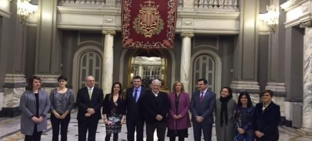 """Ribó insta CA a col·laborar """"sense reserves"""" i des de """"la diversitat"""" dels pobles a l'àmbit legislatiu"""