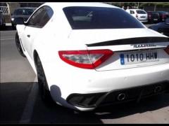 Maserati Gran Turismo MC Stradale de Messi