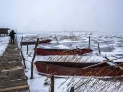 Macedonia recupera el lago Dorjan de la desaparición