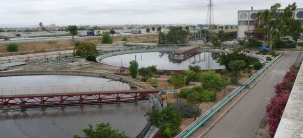 El TSJCV ordena el tancament de la tercera fase de la depuradora de Pinedo en estar mancada de llicència ambiental