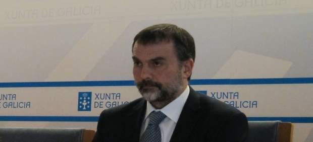 El director xeral de Asistencia Sanitaria del Sergas, Jorge Aboal