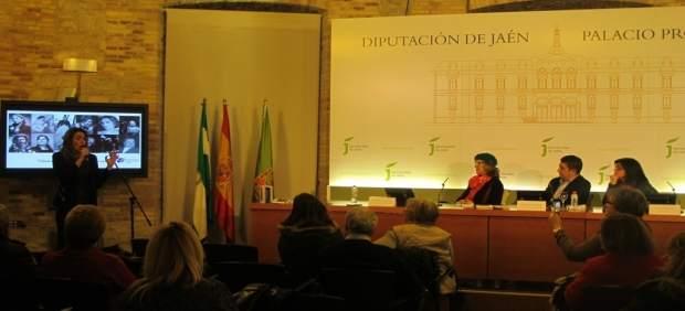 Presentación de la agenda 'Mujeres en el flamenco'.