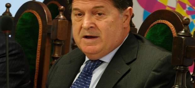 José Luis Olivas. Foto de archivo