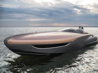 Lexus diseña un prototipo de yate deportivo