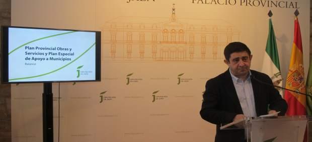 Reyes hace balance de los planes de Obras y el Plan de Apoyo a Municipios.