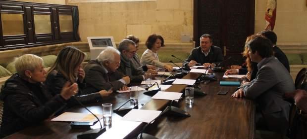 Nota Y Foto Junta De Gobierno