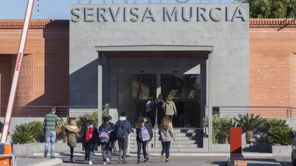 Funeral por la niña que se suicidó en Murcia
