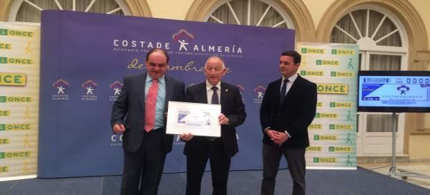 El cupón de 'Costa de Almería' corresponde al sorteo del 16 de enero.