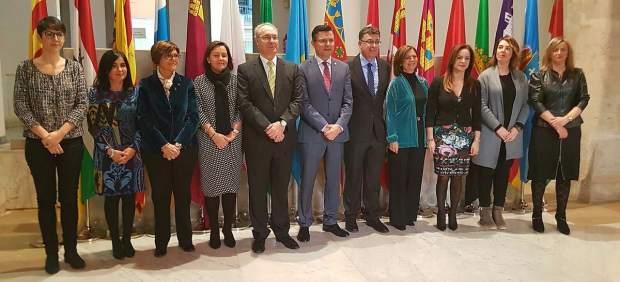Enric Morera, nou President de la Conferència de Presidències de Parlaments Autonòmics