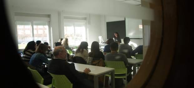 Charla en la Universidad de La Rioja