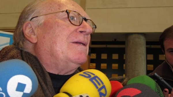 Nicolás Sartorius, abogado de los mineros en huelgas del 62 y fundador de CCOO
