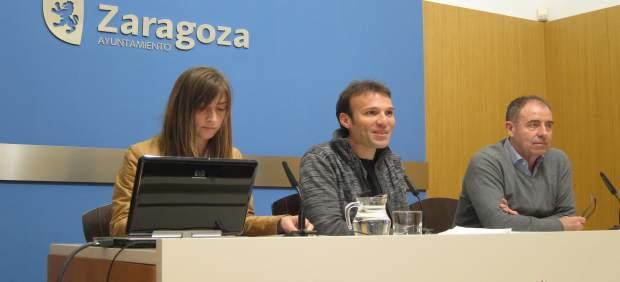 López, Muñoz y Castillo han presentado el plan director del Mercado Central