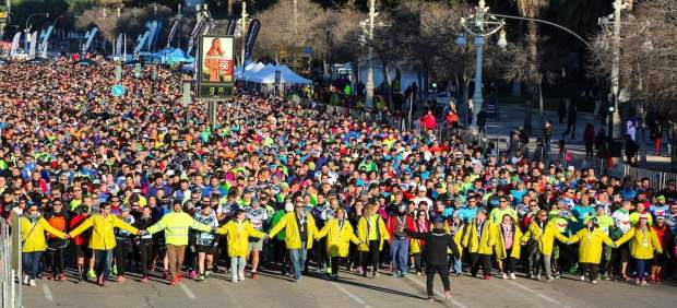 """La 10K València Ibercaja 2018 tornarà a obrir l'any de carreres edició amb una desena edició """"molt especial"""""""