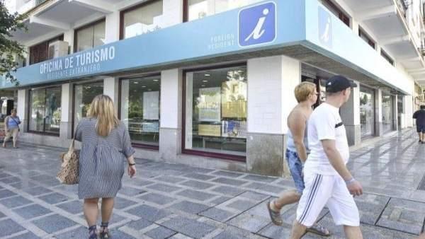 Oficina turismo turística turistas visitantes información torremolinos