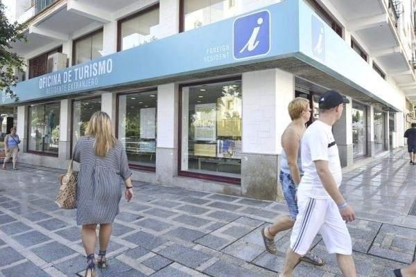 Turismo las oficinas de turismo de torremolinos atienden for Oficina turismo cordoba