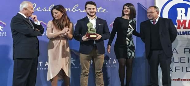 Varios diputados participaron en la primera gala de premios de Radio Marca.