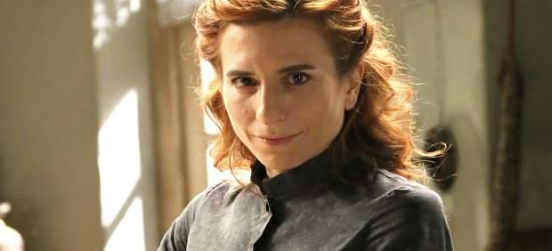 María Tomasa interpreta a Caridad